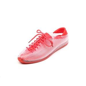 Image 5 - SWYIVY كريستال أحذية رياضية امرأة الخريف 2018 الإناث قوية البلاستيك هلام أحذية سيدة حذاء كاجوال أحذية رياضية الإناث