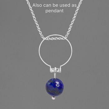 925 Sterling Silver A Hippie Van Pendant Necklace2