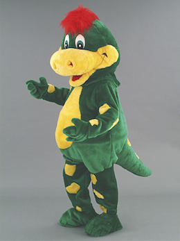 1cfa647aa97c3f Cutie groen dino dinosuar mascot kostuum cartoon draak thema carnaval fancy  dress