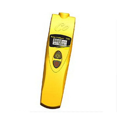 AZ7701 Pocket Type CO Detector High Accuracy Gas Analyzer Meter Carbon Monoxide Meter Analizador With CO Alarm LCD Display official peakmeter pm6310 high accuracy combustible gas leak detector analyzer meter with sound light alarm analizador de gases