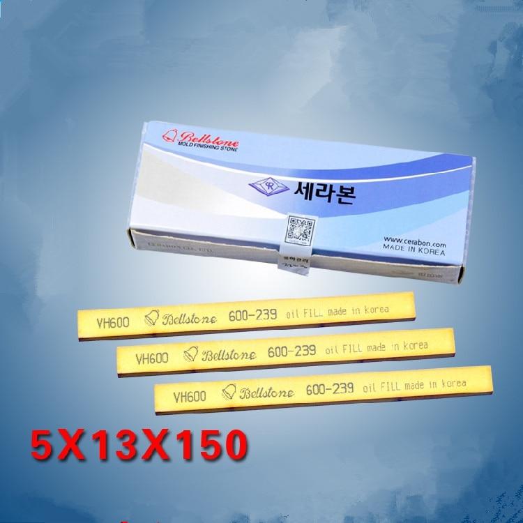 Authentic Korean Research, Jinzhong Jinzhong Mould, Polished Whetstone Mold, Whetstone, Imported Whetstone 5*13*150
