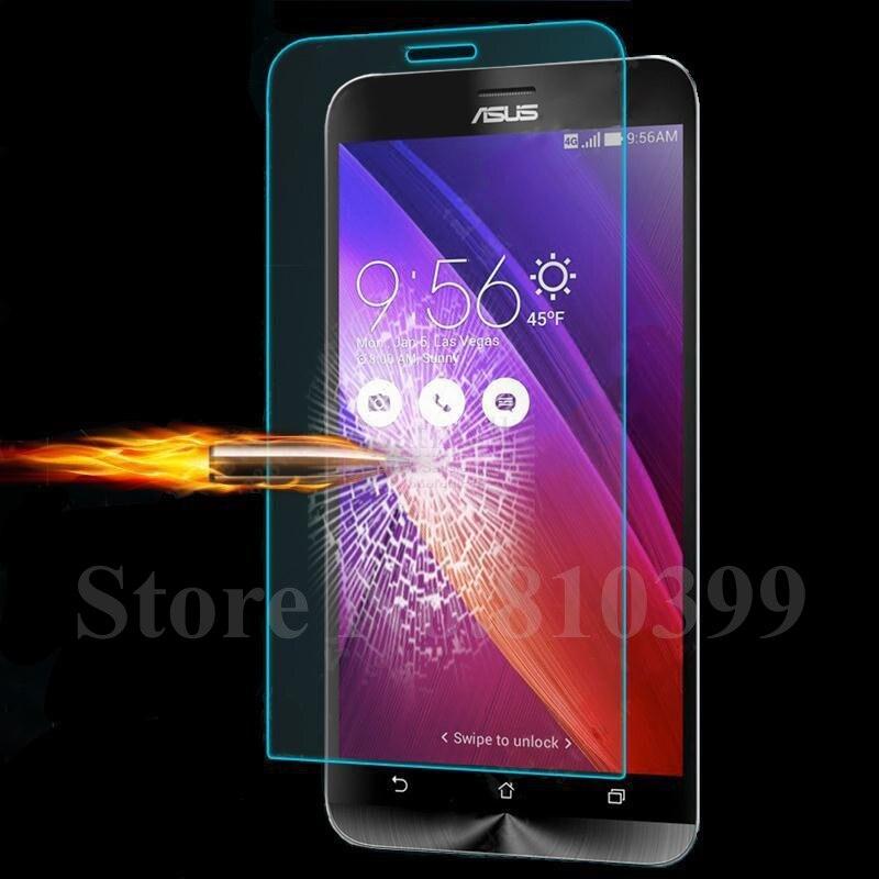China Girl 2013 Tempered Glass For Asus Zenfone 2 ZE500CL Laser ZE500KL ZE550KL ZE550ML A400CG A450CG 5 6 C Selfie ZD551KL GO ZC500TG ZB551KL