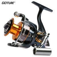 Goture RU German Technology 11 Bearing Balls 4000 Series Spinning Fishing Reel Discount Hot Sale For