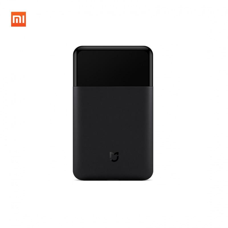 Xiaomi Mijia Mini Portable Electric Sh aver Japan Steel Cutter Head Metal Body USB Type-C Big Battery Travel Sh aver