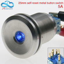 25mm metal button switch self-reset instantaneous start switch stainless steel intelligent switch 6v12v24v220v. [vk] rafi switch rafix 22 fs metal button switch 1 30 270 021 2200 rafi metal button