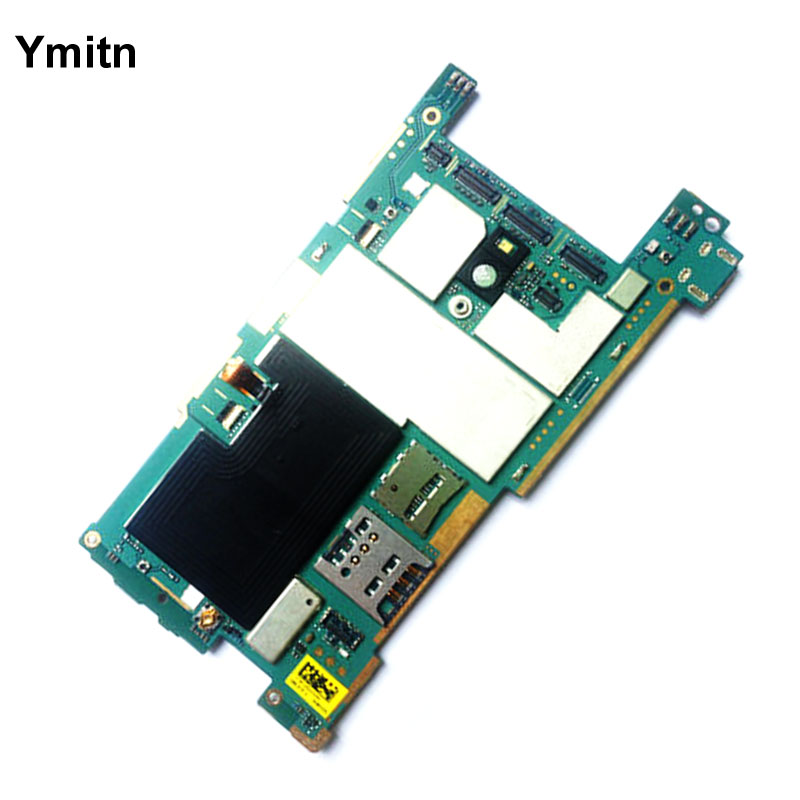 Ymitn Unlocked Mobile Electronic Panel Mainboard Motherboard Circuits Flex Cable For Sony Xperia SP C5302 C5303 C5306 M35HYmitn Unlocked Mobile Electronic Panel Mainboard Motherboard Circuits Flex Cable For Sony Xperia SP C5302 C5303 C5306 M35H