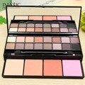 Imagic maquiagem enfrentou doce de pêssego blush da paleta da sombra da paleta da sombra de olho paleta melhor naked palette set 20 cores