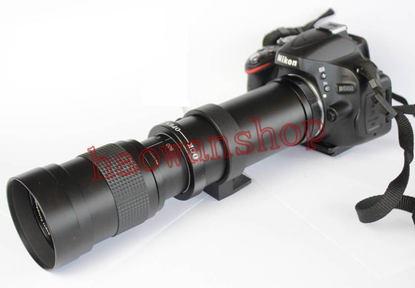 420-800mm f8.3-16 Super Telephoto lens T mount for canon 5d3 5d2 100d 550d 650d 750d 760d 60d 70d 80d 6d 7d 1200d camera цена
