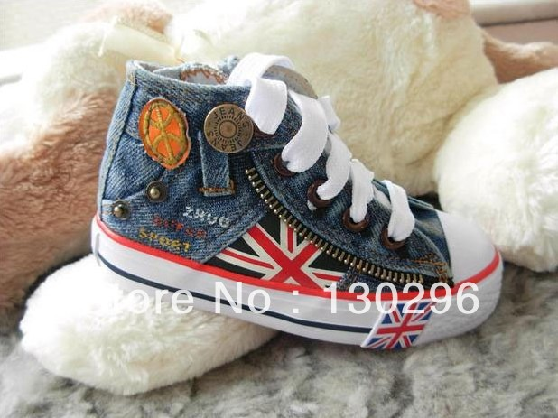 Best Shoes Selling Canvas Kids Children Fashion 2013 Running Sports qadCq5