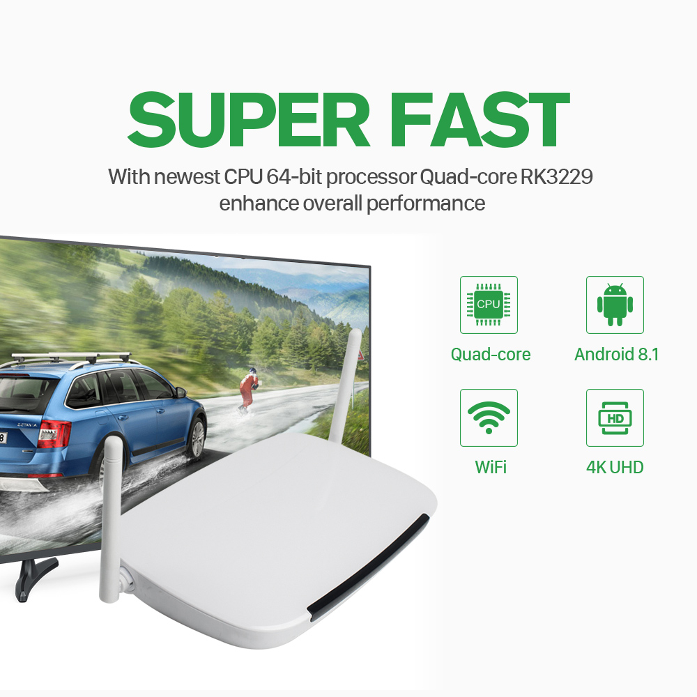 Italia IPTV Subscription Leadcool Q9 Android 8 1 Tv Box IPTV Italy France Spain Portugal IP TV Code Arabic Africa Turkey IP TV in Set top Boxes from Consumer Electronics