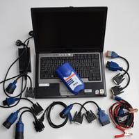 NEXIQ 125032 USB Link with Nexiq Software for Nexiq USB Link Diesel Heavy Truck Scanner with All Installers with D630 Laptop 4g