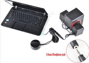 Image 5 - Alto falantes 3.5mm, fones de ouvido, interruptor de áudio, conversor de volume, controlador de potência, ajuste do amplificador