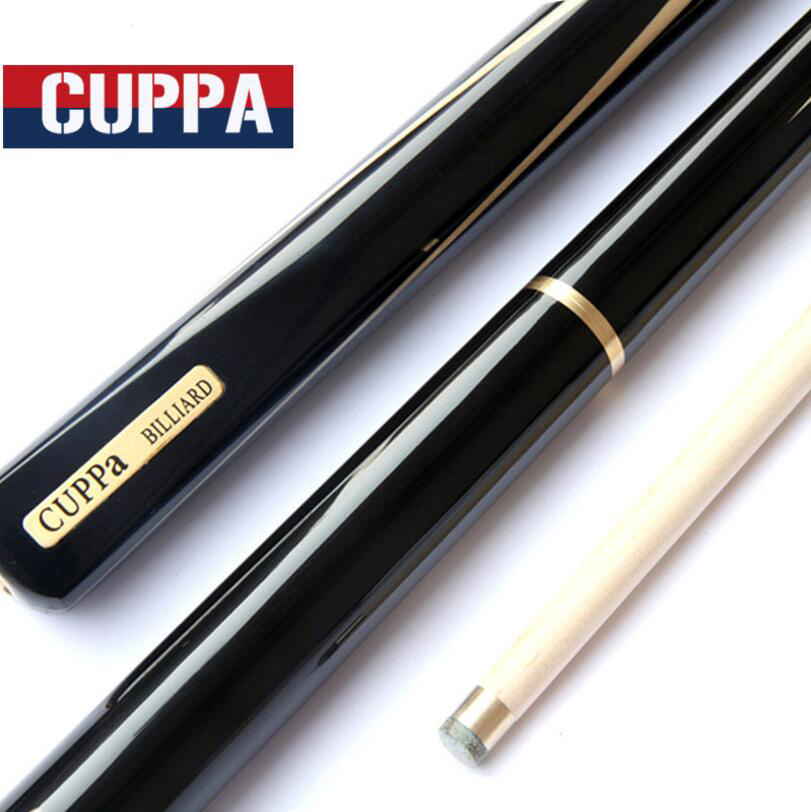 New Arrival Cuppa Handmade 3/4 Snooker Cue Case Set A/B Type Snooker Cues 9.8mm Bright Paint Cracking Prevention Maple Shaft New Arrival Cuppa Handmade 3/4 Snooker Cue Case Set A/B Type Snooker Cues 9.8mm Bright Paint Cracking Prevention Maple Shaft