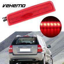 Vehemo авто автомобиль высокий уровень светодиодный задний тормоз Стоп лампа для VW Caddy 02-08