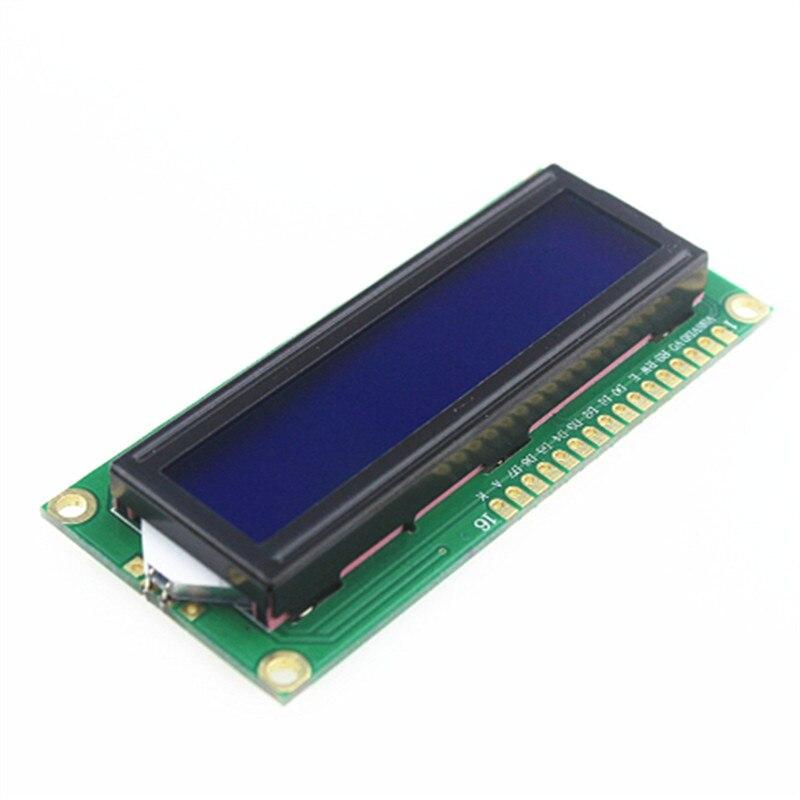 LCD1602 LCD 1602 Bule screen with backlight LCD display 5v 16X2 character LCD Display  module lp116wh2 m116nwr1 ltn116at02 n116bge lb1 b116xw03 v 0 n116bge l41 n116bge lb1 ltn116at04 claa116wa03a b116xw01slim lcd