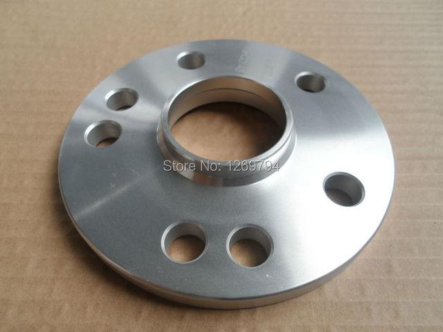 Espaçador da roda Do PCD 3x112/5x112mm Roda HUB 57.1mm 15mm de Espessura adaptador 3x112/5x112-57.1-15