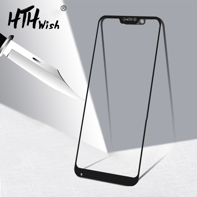 Screen-Protector Glass Xiaomi A2-Lite Redmi Mi-9/8 Note-6 For 6a