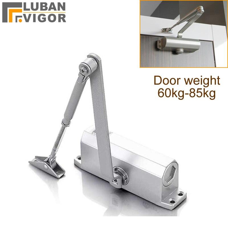 Porte coupe-feu Tampon Hydraulique ferme-Porte, Pour 65 kg-85 kg porte, forte et robuste, réglable force, protéger fram, Quincaillerie de porte