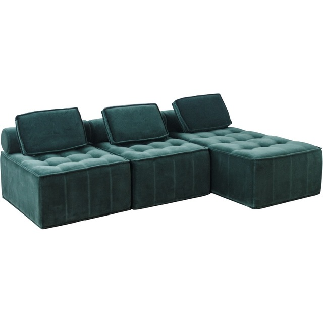 Exceptionnel European Style Foldable Sofa Bed,Factory High Quality Sofa Cum Bed, Velvet  Sofa L U