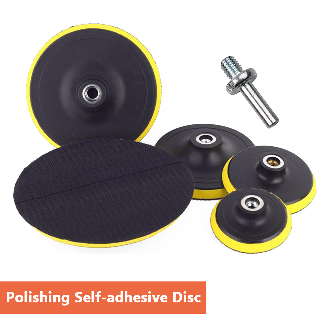 Polishing Disc Suction Cup Self-adhesive Sticky Disk  3