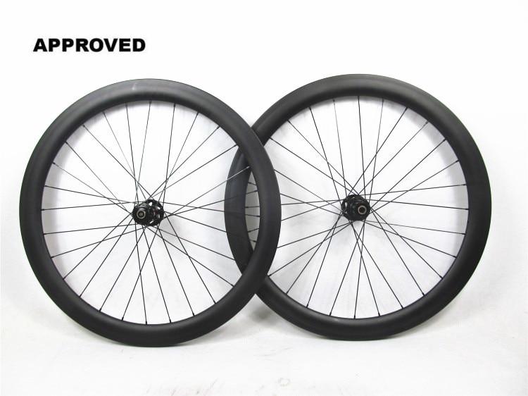 Farsports FSC50-CM-25 DT240 700c carbon cyclocross wheels with disc brake, 25 x 50mm road carbon disc brake clincher wheels simple women s plus size stripe bikini set