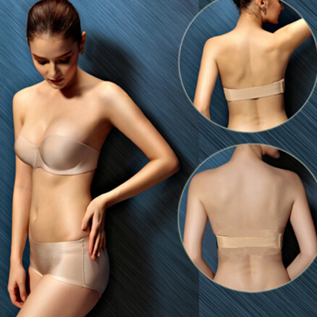 Popular Clear Backless Bra-Buy Cheap Clear Backless Bra lots from ...