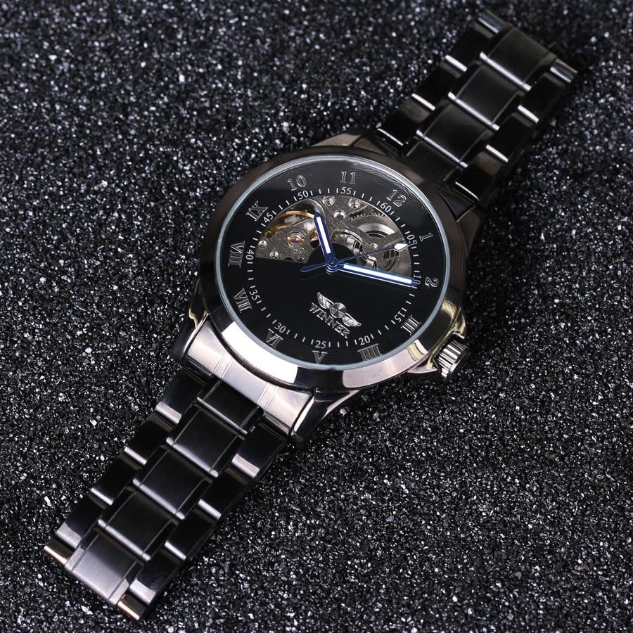 9d35ebda5aa Relógios Desportivos marca clássico À moda de Watch Movement   Automatic  Watch Men