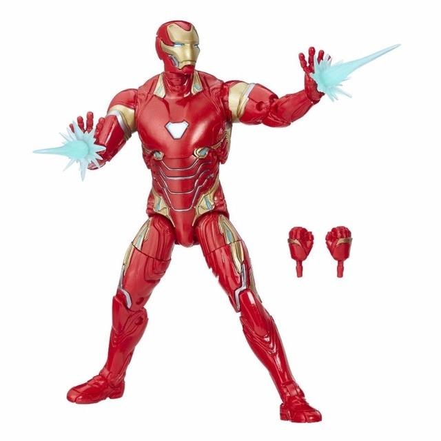 Marvel Legends 2018 Avengers 3 Infinito Guerra 6 Homens De Ferro Mk