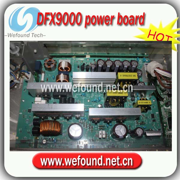 Hot!100% good quality for Epson DFX9000 power board