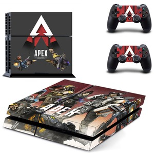 Image 2 - Game Apex Legends PS4 Skin Sticker Decal Vinyl for Sony Playstation 4 Console and Controller PS4 Skin Sticker