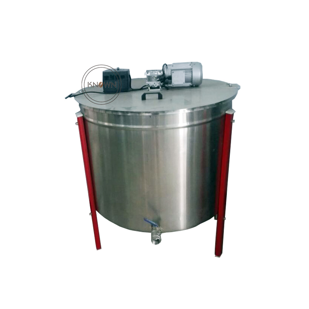 HTB1.BL9J7KWBuNjy1zjq6AOypXaS - beekeeping equipment 16 20 24 frames electric motor honey extractor CFR price shipping by sea