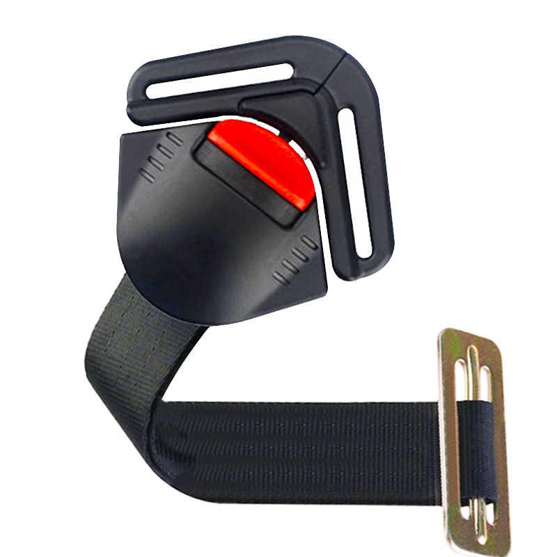 Cinturón de seguridad para bebés, cinturón de seguridad, hebilla de bloqueo fijo, cinturón seguro, arnés, pecho, Clip, cierre de hebilla, abrazadera para niños