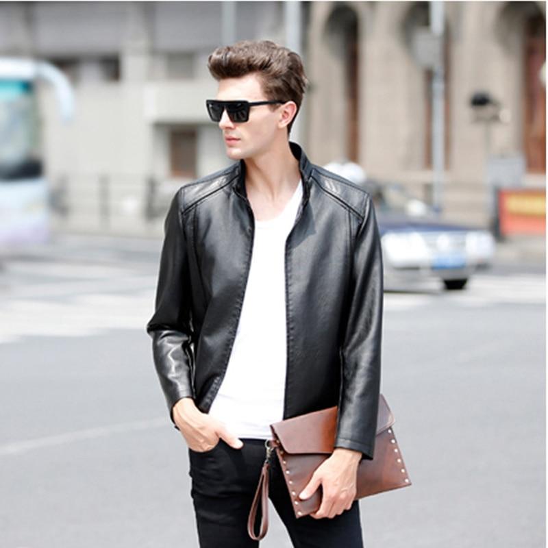 Men Leather Jackets Style - Jacket