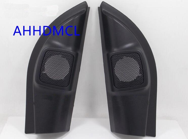 Geschickt Auto Hochtöner Umrüstung Lautsprecher Boxen Audio Tür Winkel Gum Für Mazda 2 M2 2008 2009 2010 2011 2012 2013 2014 2015 2016 Clear-Cut-Textur