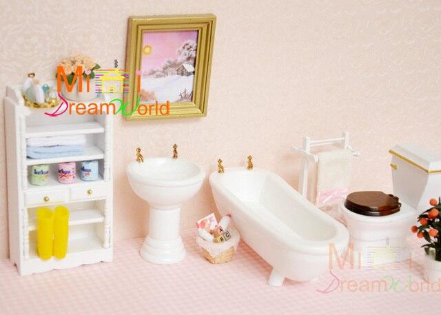 1:12 nette MINI Dollhouse Miniature Möbel zubehör puppenhaus ...