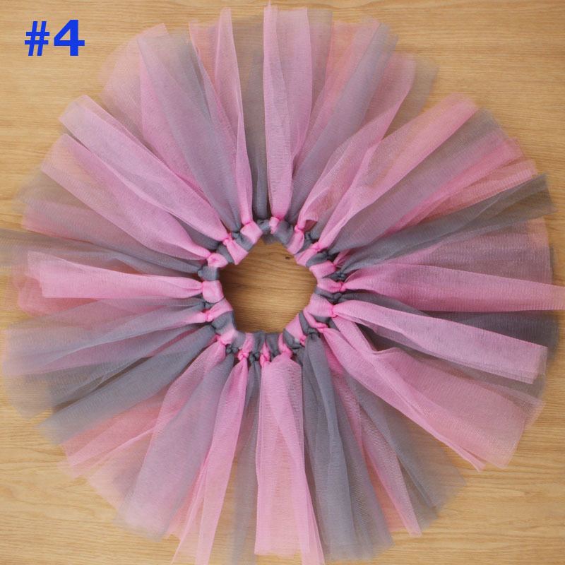 9 Designs Colorful Baby Tutu Skirt Girl Photography Prop Birthday Wedding Party Costume Toddler Tutus TS021 In Skirts From Mother Kids On