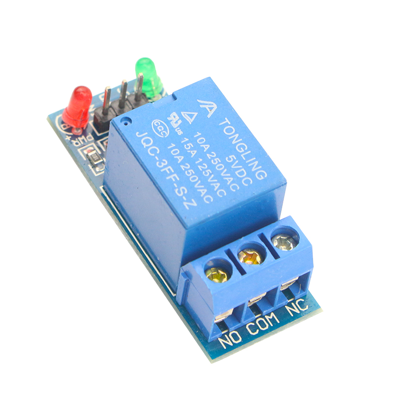 1 Channel 5V Relay Module Low Level For SCM Household Appliance Control For