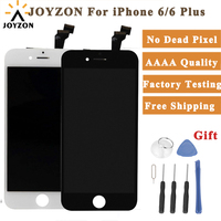 100 AAA Original Joyzon LCD Screen For IPhone 6 Plus Replacement Display Touch Digitizer Screen Assembly