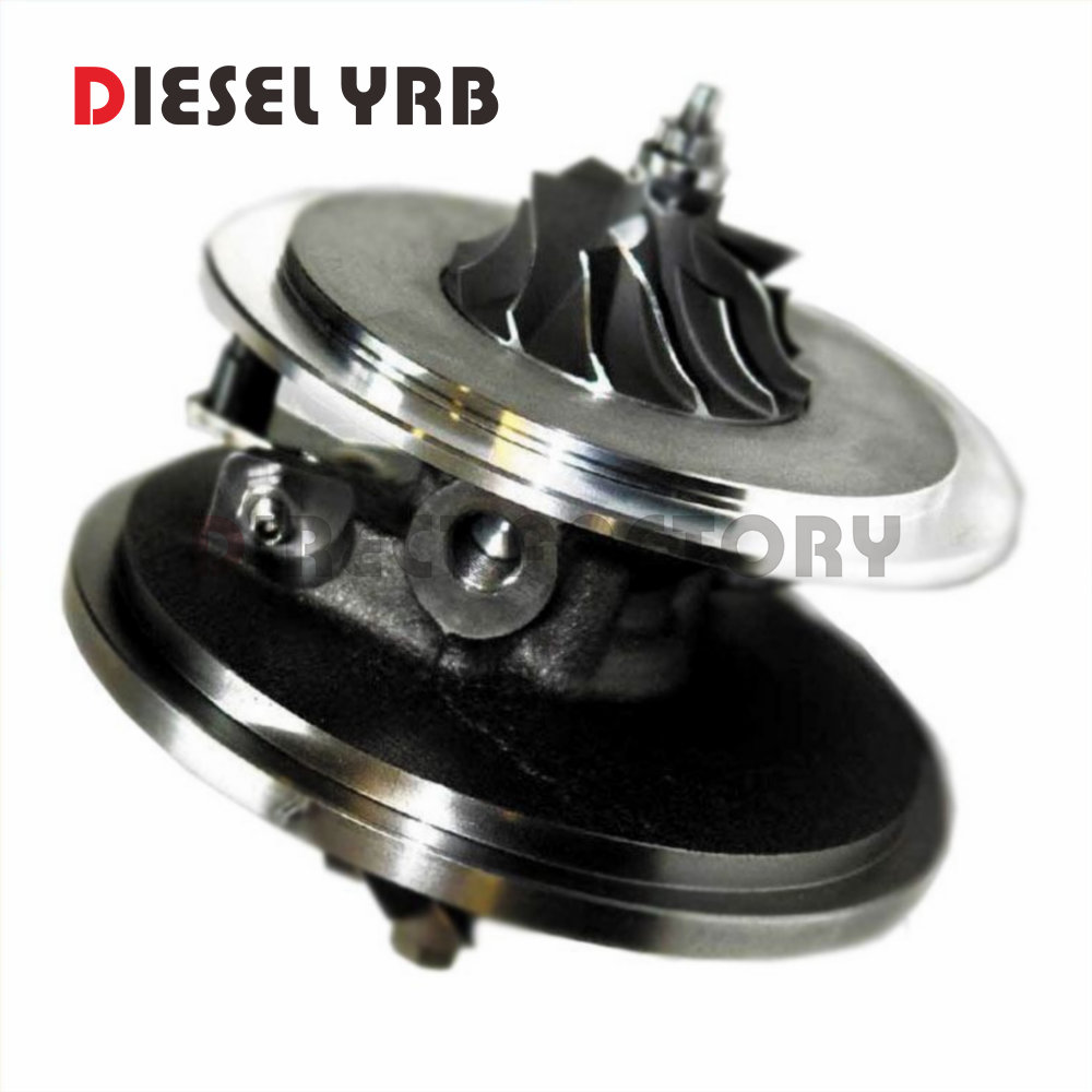 Turbocharger chra core Turbo cartridge GT1749V 757042 for Audi A3 / Seat Altea Leon / Skoda VW 2.0 TDI 125Kw BMN BMR BUY BUZ k03 53039880052 turbo core charger cartridge chra for audi seat skoda vw 1 8t 132kw 180hp app auq ajq awp jae aum awu awv