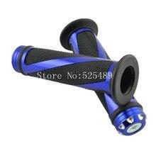 2x protaper Universal 7/8″ 22mm Motorcycle Handlebar Grips motocross CNC Aluminum & Rubber GEL Handle Bar Grips 9 Color Optional