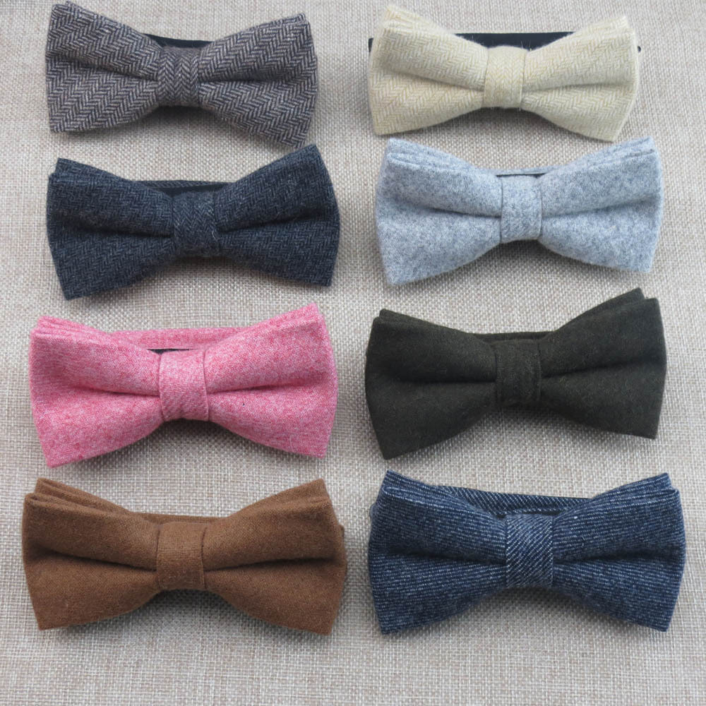 feliavert new fashion wool bow tie mens casual business bowtie feliavert new fashion wool bow tie mens casual business bowtie wedding party cravat british style gents bow ties ccuart Gallery