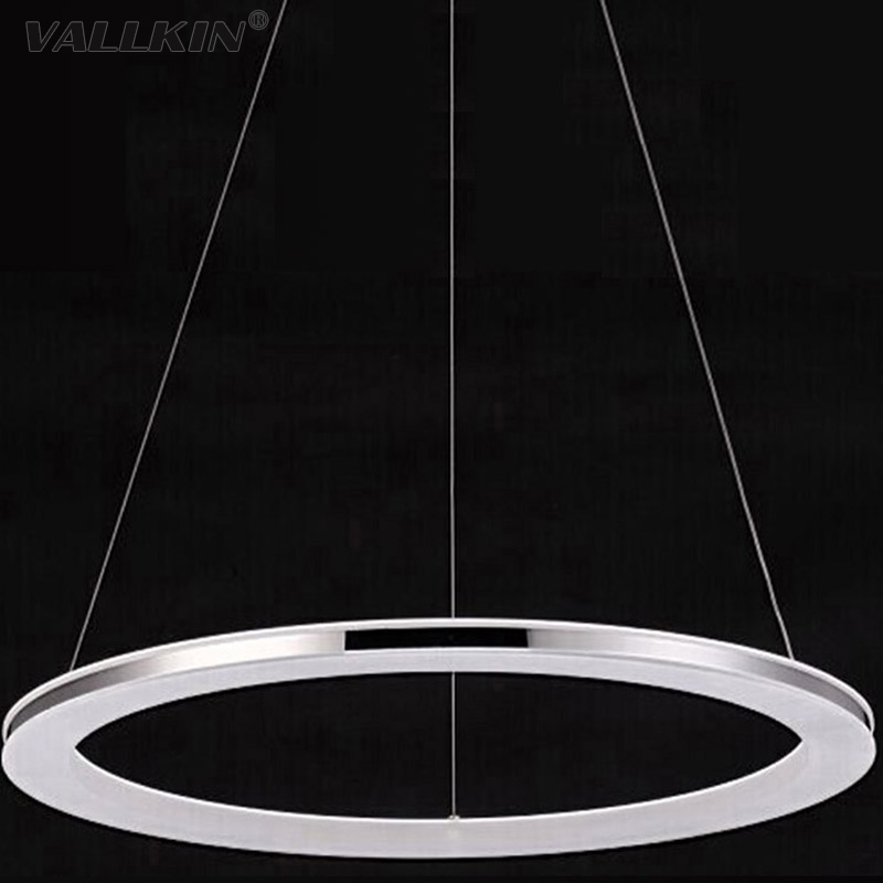 LED Pendant Lamp Ceiling Lamp AC110 240V D80CM 30W LED White Acrylic Ceiling Hanging Lamps For Living Room Bedroom VALLKIN средство чистящее glorix свежесть атлантики д пола 1л