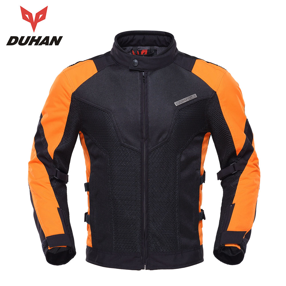 DUHAN motorcycle jacket men  equipment  summer Breathable  Motorbike Jacket Motocross Off-Road Jaqueta  Cloth Racing Moto duhan motorcycle jacket men equipment summer breathable motorbike jacket motocross off road jaqueta cloth racing moto