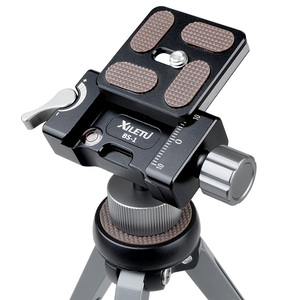 Image 3 - XILETU XT 15+BS 1 Camera Phone Stand Lightweight Tabletop Mini Tripod For Smartphone DSLR Mirrorless Camera