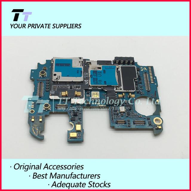 Abierto original motherboard placa lógica de trabajo para samsung galaxy s4 i9505 envío gratis