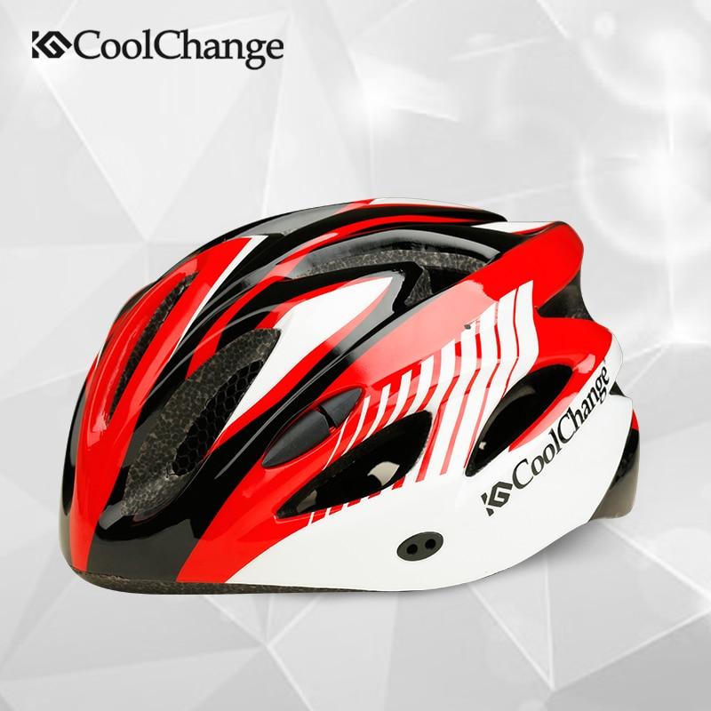 Brand Coolchange Cycling Helmet Mens Womens Mtb Bike