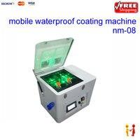 2018 waterproof spray machine for mobile phone nano coating machine nm 08