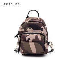 LeftSide 2017 дизайнерские модные женские туфли Мини Оксфорд Рюкзак Детские рюкзаки для путешествий симпатичная Back Pack для дети девочки сумка