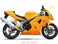 Hot Sales,For Triumph Daytona Fairing 600 650 03 04 05 Daytona650 Daytona600 2003 2004 2005 ALL Yellow Motorycycle Fairings set