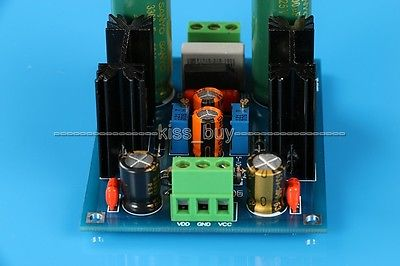LM317 LM337 Adjustable Filtering Power Supply AC/DC Voltage Regulator PSU Kits